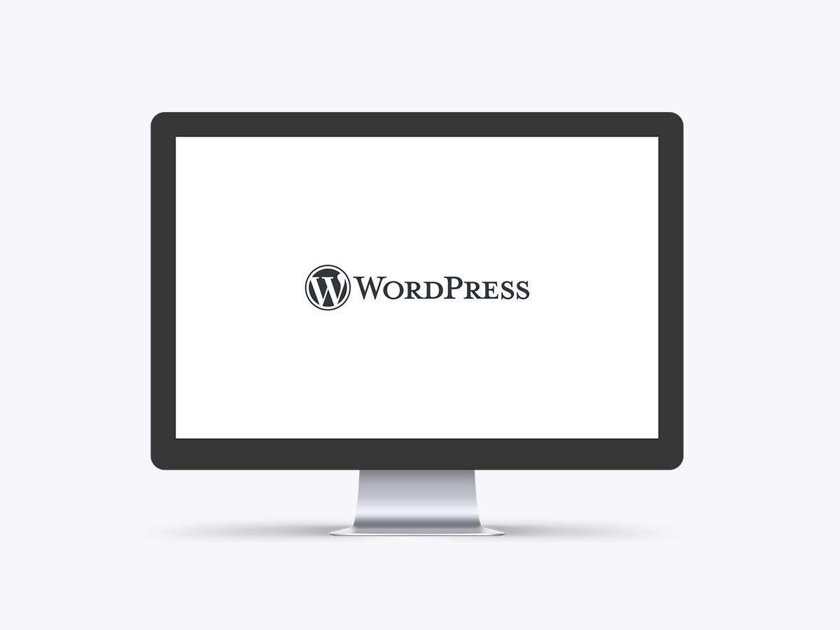 WordPressサイトのシステム保守
