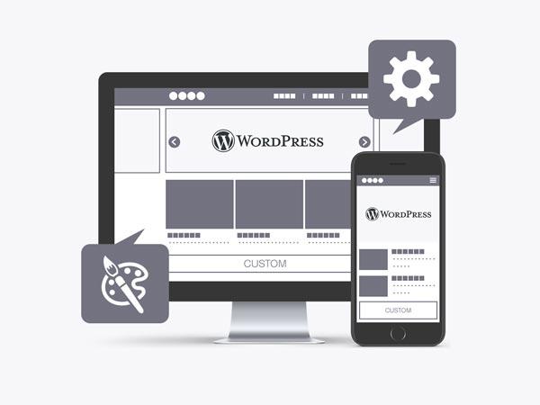WordPress カスタムプラン