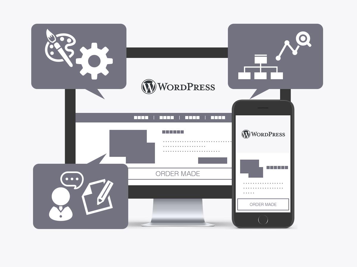 WordPress オーダーメイドプラン